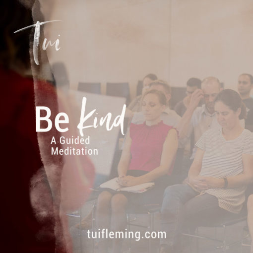 Tui Fleming Be Kind Guided Meditation